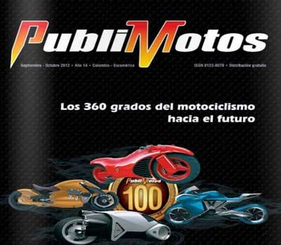Revistas publimotos ISSUU onlines