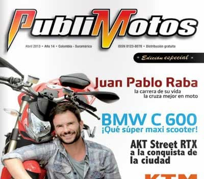 Magazines publimotos ISSUU gratis